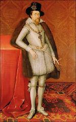 Koning Jacobus I van Engeland