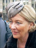 Koningin Paola (foto Wikimedia Commons)