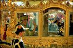 Koningin Beatrix in de Gouden Koets