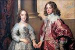 Willem II en Maria Stuart