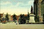 Domplein in Utrecht