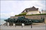 Arromanches in Normandië